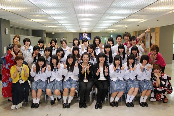 日田三隈高等学校制服画像